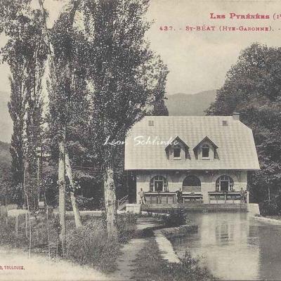 1 - 437 - St-Béat - L'Usine électrique