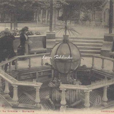 1 - 585 - Barbazan, Buvette de la Source