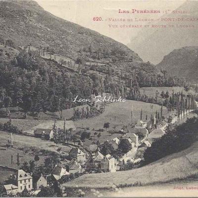 1 - 620 - Vallée de Luchon - Pont de Cazaux