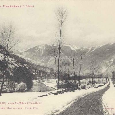 1 - 640 - Arlos près St-Béat, Cirque des Montagnes