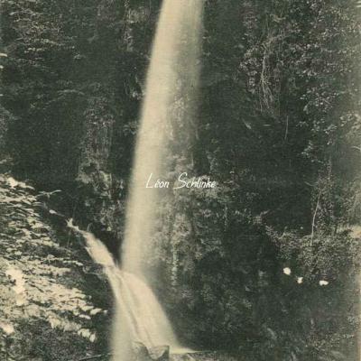 1 - 68 - Cascade de Montauban, près Luchon