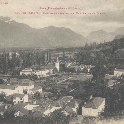 1 - 69 - Siradan - La Vallée vers Cierp