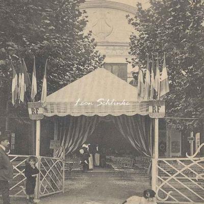 1 - 730 - Loures - Le casino, l'entrée