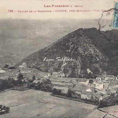 1 - 739 - Vallée de la Barousse - Ourde près Mauléon