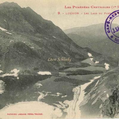 1 - 9 - Luchon - Les Lacs du Port de Vénasque