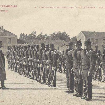 Artillerie Française Labouche