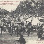 1 - L'arrivée à la Gare de Laruns le Samedi 15 Février 1908