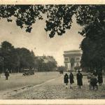 1 - L' Avenue du Bois de Boulogne