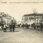 1 - Place Maubourguet et Avenue Bertrand Barreyre