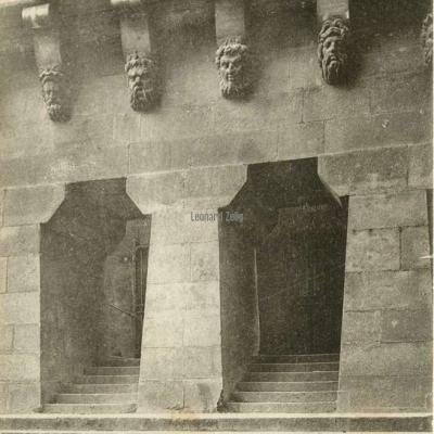 1 - Pont-Neuf (départ de l'escalier)