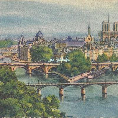 1 (S1) - La Cité - Notre-Dame