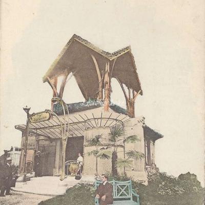 1 - Style Guimard - Exposition de l'Habitation 1903