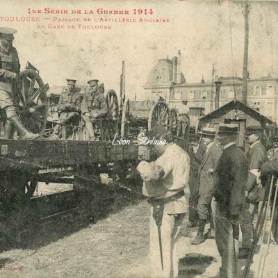 Labouche - 1° Série de la Guerre 1914