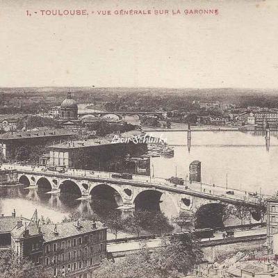 1 - Vue génerale sur la Garonne