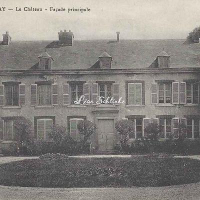 10-Aulnay - Le Château (Ferrand-Radet)