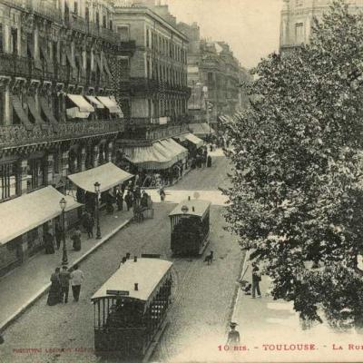 10 bis - La Rue Alsace-Lorraine