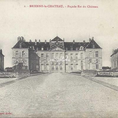 10-Brienne-le-Château - 2 - Le Château (P.Gillot)