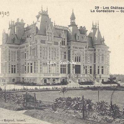 10-Chaource - Château de la Cordelière (Ch.Gris à Troyes)