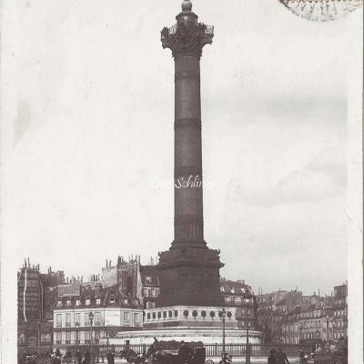 10 - Colonne de Juillet Place de la Bastille