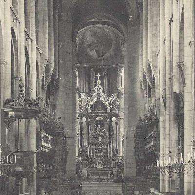 10 - Intérieur de St-Sernin
