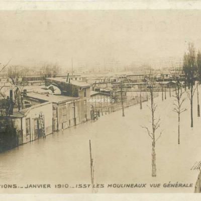 10 - Issy les Moulineaux vue générale