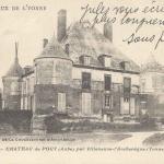 10-Pouy-sur-Vannes - Le Château (L.B.)