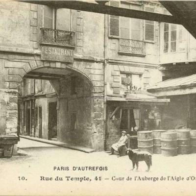 10 - Rue du Temple, 41