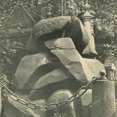 100 - Claude Chappe (1763-1805) - Inventeur du Télégraphe à bras mobiles