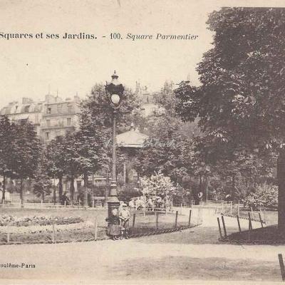 100 - Square Parmentier