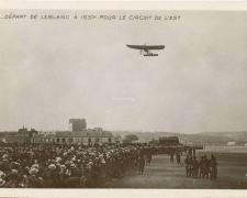 102 - Départ de Leblanc à Issy pour le Circuit de l'Est