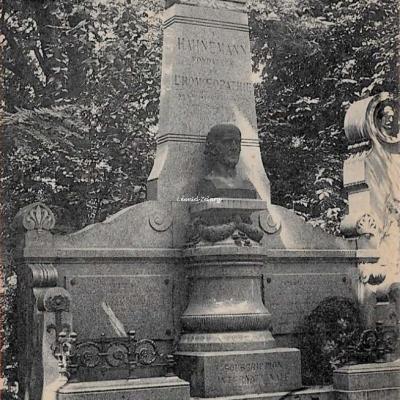 103 - Hahnemann, Fondateur de l'Homéopathie (1755-1843)