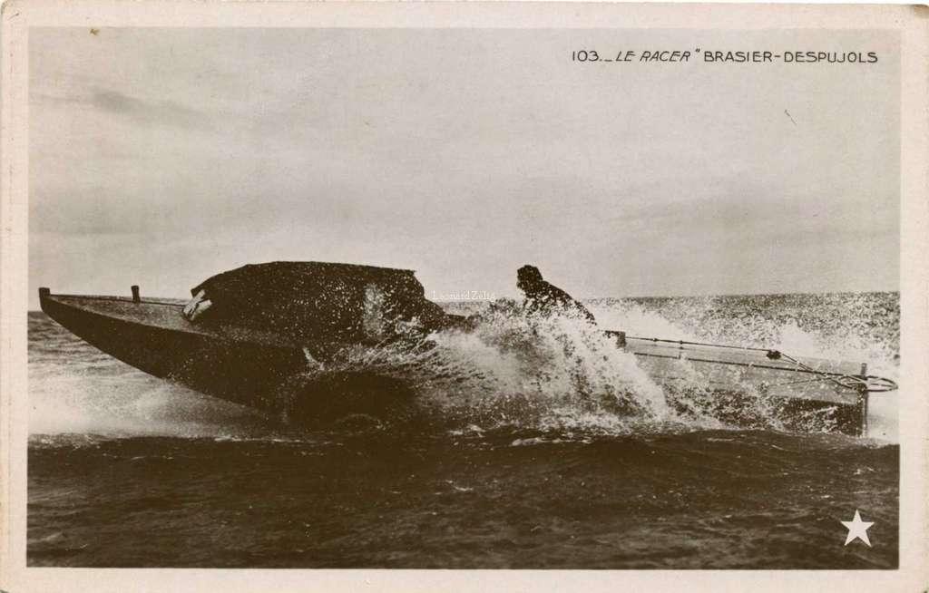 103 - Le Racer Brasier-Despujols