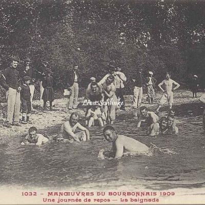 1032 - Une journée de repos - La baignade