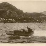 104 - LE RACER Soulier Volant