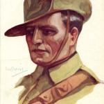 104 - Soldat d'Infanterie (canadien)