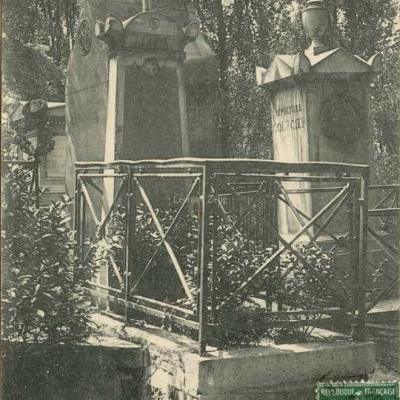 104 - Tombeau de Madeleine Miléent
