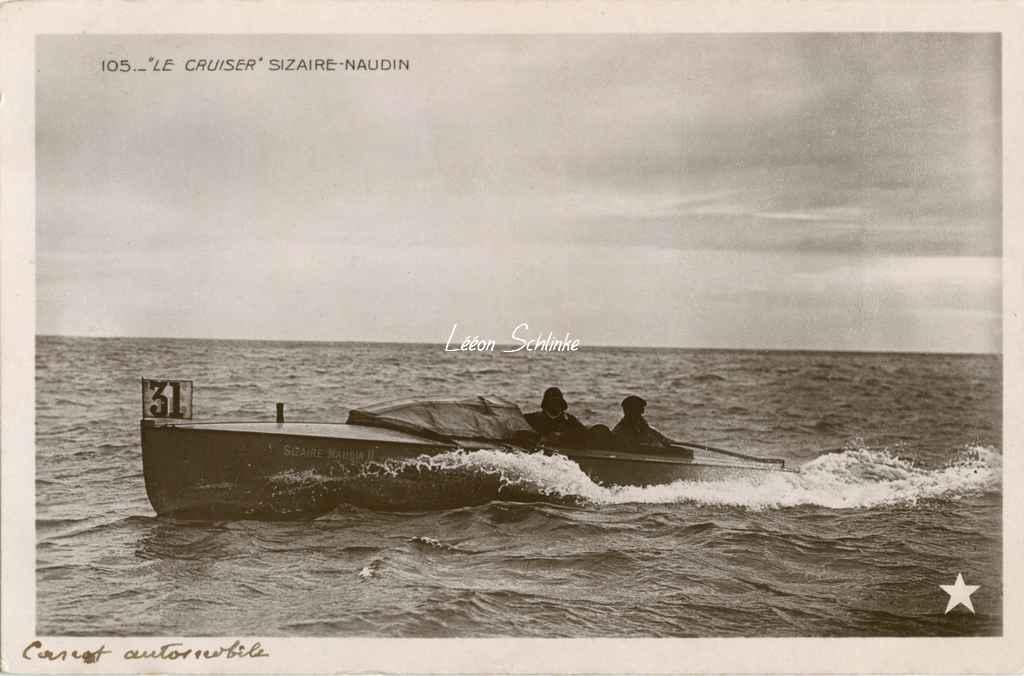 105 - ''Le Cruiser'' Sizaire-Naudin
