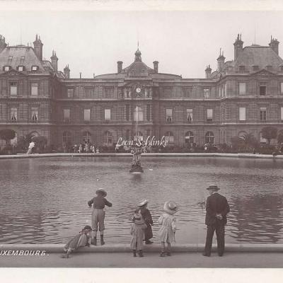 106 - Le Palais du Luxembourg