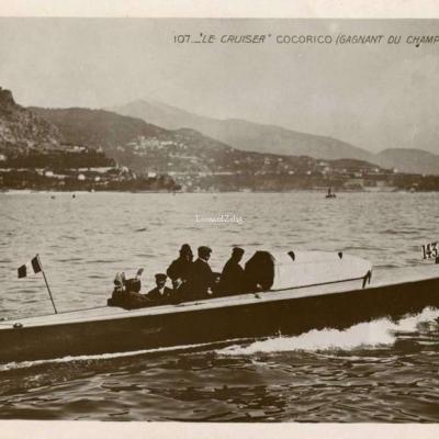 107 - Le Cruiser Cocorico (Gagnant du Chapionnat de la Mer)