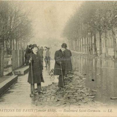 108 - Boulevard Saint-Germain