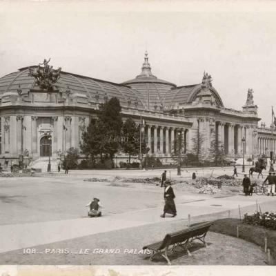 108 - Le Grand Palais