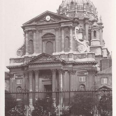 109 - Le Val de Grâce. L'Eglise