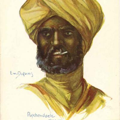 11 - Cavalerie Indienne