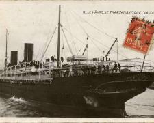 11 - Le Hâvre - Le Transatlantique La Savoie