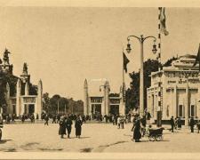 11 - Porte d'Honneur (A. Ventre, Arch. et H. Favier)