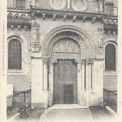 11 - Saint-sernin - Porte Miègeville