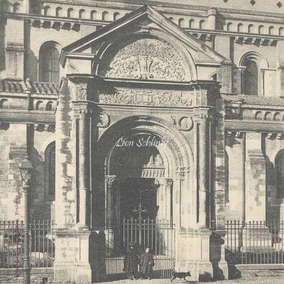 11 - St-sernin - Portes Miègeville et Bachelier