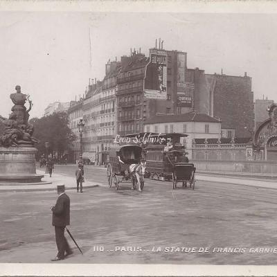 110 - La Statue de Francis Garnier