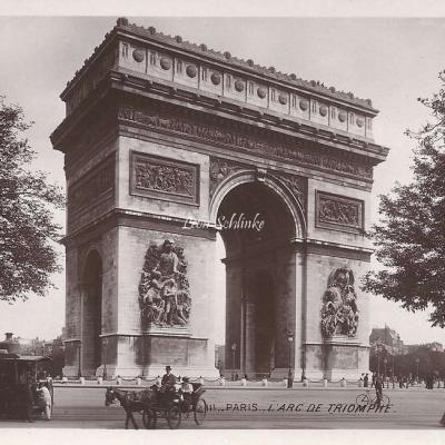 111 - L'Arc de Triomphe