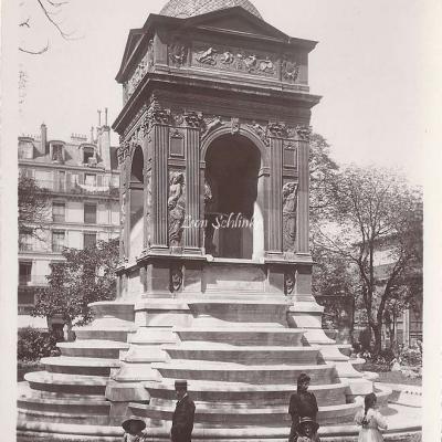 112 - La Fontaine des Innocents